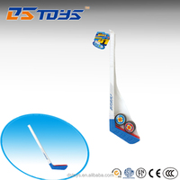 Shantou ondoor kid gift mini plastic ice hockey stick