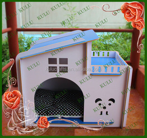 Hot sale foldable and durable FRP /fiberglass plastic composite panel dog house