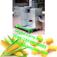 fresh corn cutter/sweet corn cutting machine/sweet corn cutter machine