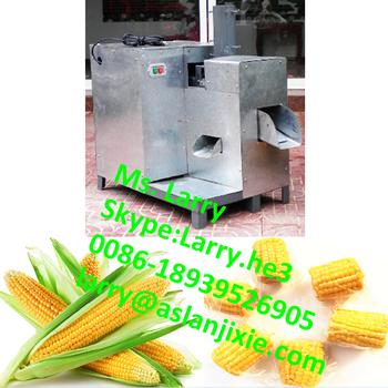 corn cutting machine