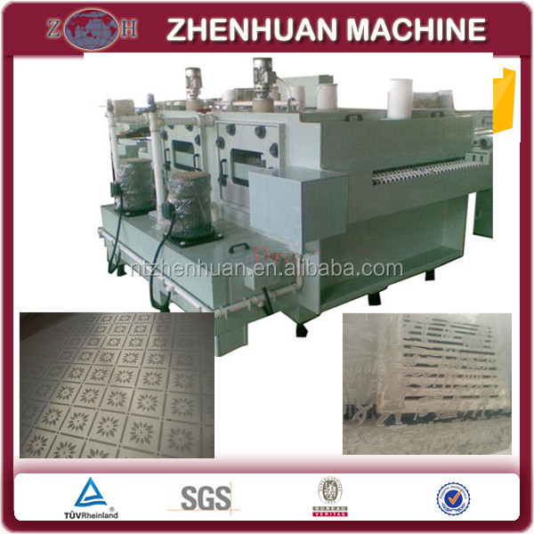 Stainless steel Acid etching machine|Chemical etching machine