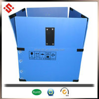 polyproplene corrugated pp box plastic component case adjustable plastic component case boxes shipping boxes