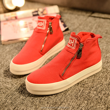 girl popular Canvas Shoes