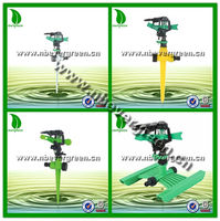 Plastic Impulse Adjustable Sprinkler Similar to Rainbird