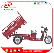 KAVAKI Manufacturer sale 900W20A cargo electric triclecycle New India Auto Rickshaw Tuk Tuk Bajaj Three Wheeler Price