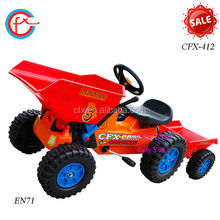 new pedal car kids garden toys car bicycle engine kit 412