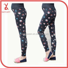 JHY16 Spring fashion thick maternity leggings pregnant women care belly pants