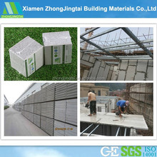 insulated roofing quick dry cement foam wall padding