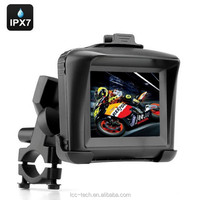 3.5 inch waterproof motorcycle gps with Malaysia map