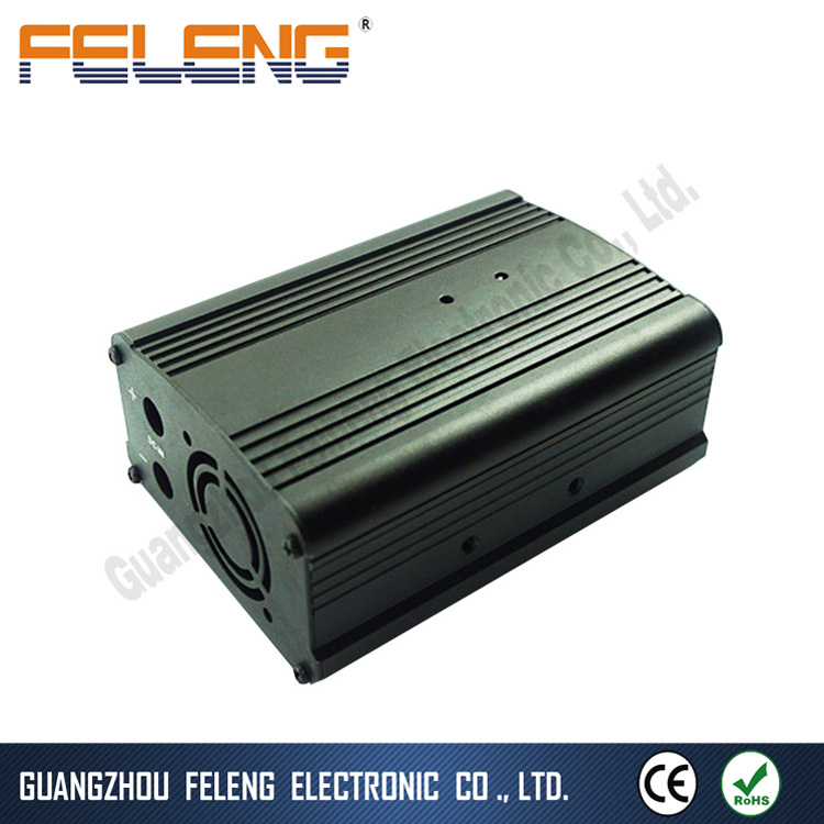 aluminum extrusion products for aluminum enclosure housing