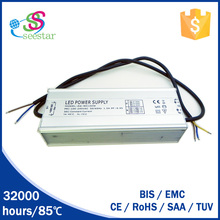 shenzhen factory led driver 90w 100w 120w 30-35v dc waterproof IP67 BIS approved switching power supply