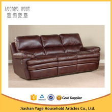 High quality latest home furniture best price 2+3 leather sofa