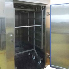 automatic 100 recipes formula smoked chicken equipment sale in Gambia