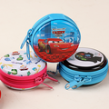 round zipper coin pouches