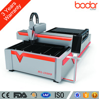 1000w fiber source cnc laser cutting machine for sale with multiple languages operate