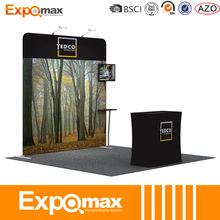 X(S)N-1~200 aluminum tension fabric portable trade show booth be integrated with fatigue driving sensor oil