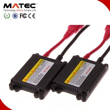35w hid xenon ballast mt02 for car, low defective rate< 2%