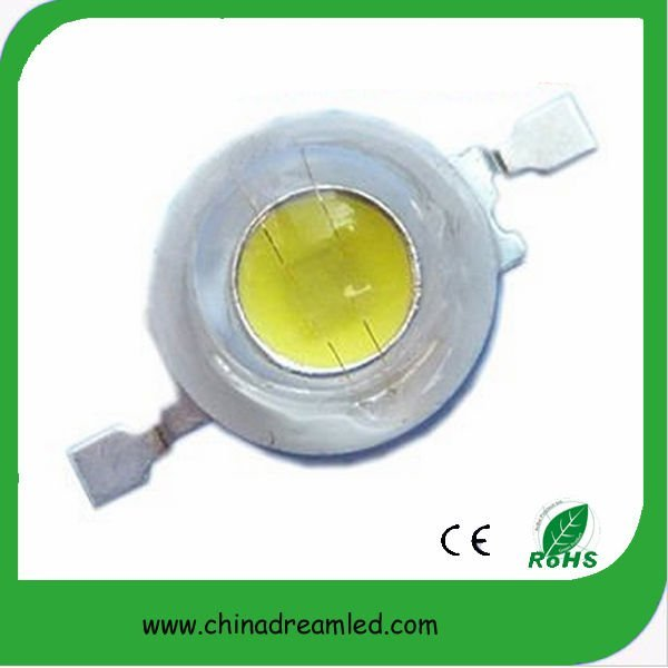 New product 1-3W led diode Bridgelux 45mil Chips high intensity High Power LED for street light