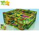 Safety Play Children Soft Indoor Playground Equipment Small Indoor Vintage