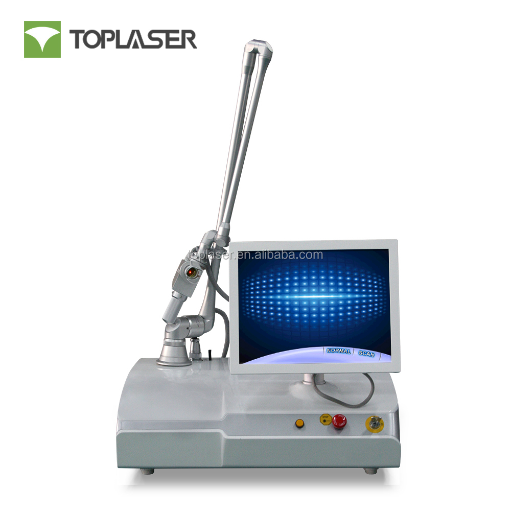 Rf Skin Whitening Machine CO2 Lift Laser for Scar and Veins Improvement