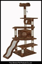 Pet Club Jungle Gym Cat Tree Ladders and Posts Pet Furniture