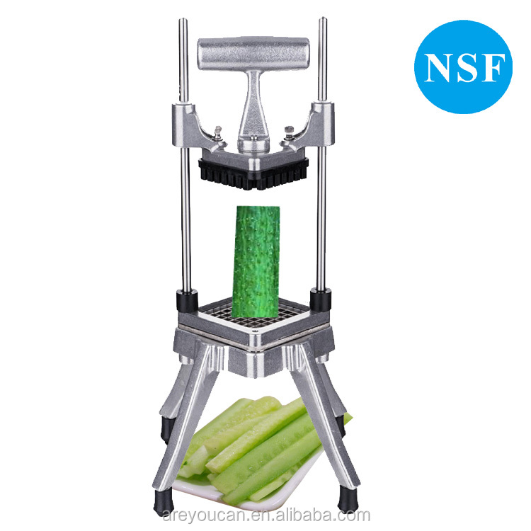 NSF approved manual small vegetable chopper, easy chopper