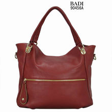 2014 ALIBABA trending fashion hot selling long zipper item purses and handbags brand handbag