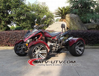 Used Amphibious ATV. 2 Passengers 4 Wheelers 300CC Racing ATV For Adults.