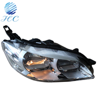 Super bright led headlamp for peugeot 301