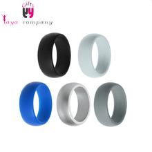 Hot Sale Cheap Price Finger Silicone Wedding Ring For Men Women