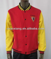 2013 Samantha Girls Fitted Jersey Varsity Jacket