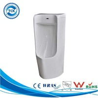 OEM Ceramic Touchless Sensor Wall Mount Urinal