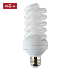 Energy Saving light bulb T2 Half/Full Spiral 15w 20w 26W E27 warm white CFL lamp