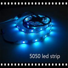 Walmart waterproof outdoor led strip light for christmas