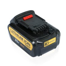 factory new replacement DeWalt 20V DCB200 DCB201 2.5Ah Li-Ion Rechargeable Battery