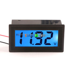 Digital Voltmeter DC 0-199.9V LCD Display Circuit Voltage Volt Panel Meter