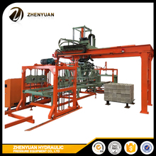 QS-1200B Type Brick making machine, concrete hollow block machinery