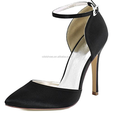 The pointy one word buckle with high heel of high heel woman xia fine match new