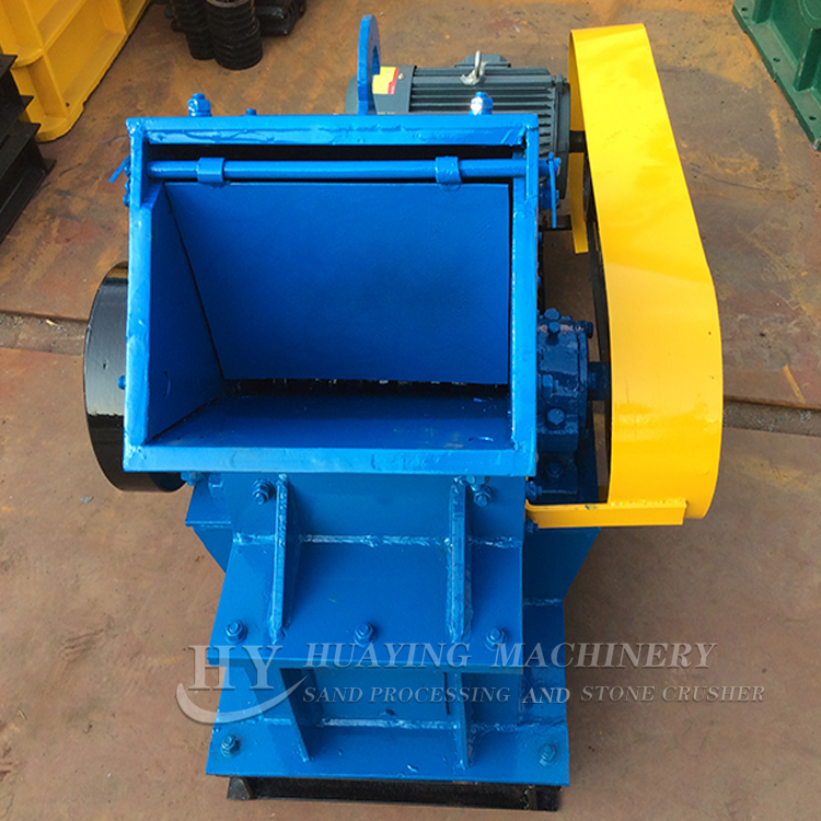 Long lifetime fine service PC400X300 small stone hammer crusher