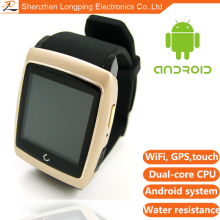 Promotion model! 1.54inch bluetooth android smart watch for samsung galaxy s5