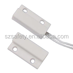 12V 24V normally open magnetic door contact reed switch