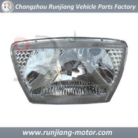 China factory HEADLIGHT motorcycle spare parts used for YAMAHA CRYPTON T105/CRYPTON 110 /JY110