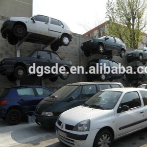 Factory Wholesale Heavy Cars Display Strong Cantilever Racks