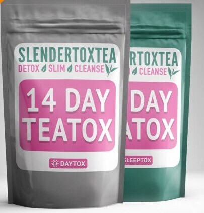 refined chinese tea gift detox slim tea 14 days weight loss fast