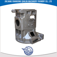 As Customer's 3D Drawing Professional production HT200 WDT400 steel casting valve