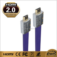 High Speed to HDMI Cable - Supports Ethernet, 3D, and Audio Return [Newest Standard]