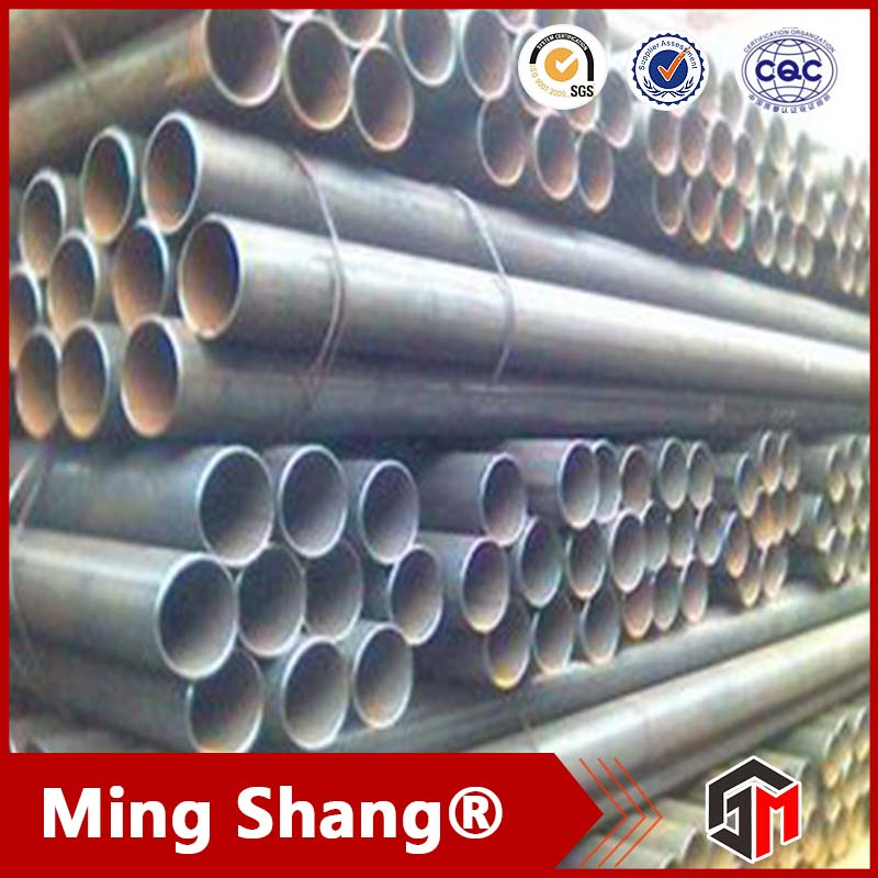 Factory direct sale ASTM 1010 carbon steel round pipe