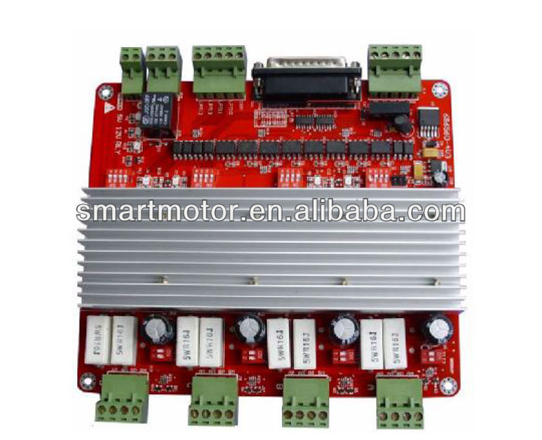 4 Axis TB6560 CNC stepper motor driver
