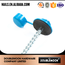 rubber cap for screw nails diameter 2-12mm