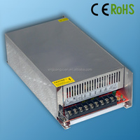 Low cost ,high reliability 500W 40A non-waterproof led driver